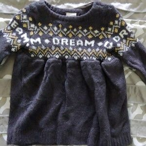 Carter's 'Dream' sweater
